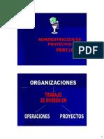 Administracion de Proyectos Por Pert-cpm