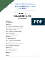 RAC 5 - Reglamento Del Aire