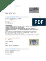 Name:Stainless Steel Sink FTT10847 No.:FTT10847 Model:FTT10847 Other: Maker:Fame Top Int'l