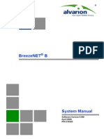 Manual Alvarion BreezeNET B v5.5M