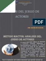 PRESENTACION METODO MACTOR