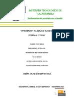 Protocolo de Invgestigacion Optimizacion 1