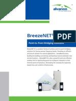 Datasheet Alvarion BreezeNET B