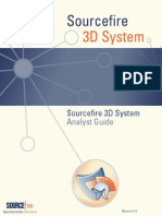 Sourcefire 3D System Analyst Guide v4.9-2