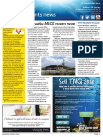 Business Events News for Mon 01 Sep 2014 - Vanuatu MICE room woe but ripe for incentives, Luxperience, Face to Face with Linda Gaunt, and much more