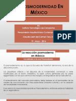 Posmodernismo en Mexico