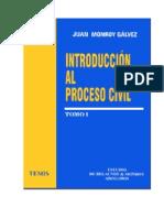 Introduccion Al Proceso Civil Monroy