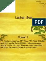 Latian Soal1
