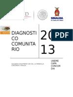 Frqi Diagnostico Comunitario 2013 Concordia