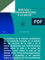 Bioetica en Salud Publica 2006