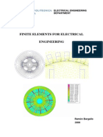 Bargallo - Finite Elements for Electrical Engineering