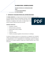 Tema i. Sistema Endocrino. Generalidades