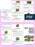 Leaflet Obat