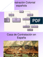 Administracion Colonial