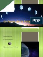 La Fases de la Luna