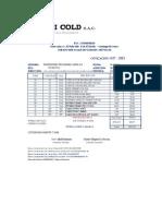 COTIZACION - InPELSA - 037-2013 Componentes Electricos