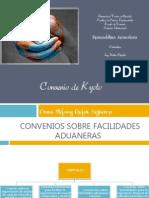 Tratados y Convenios Aduaneros y de c.e._máximo Carvajal_luisa Rangel