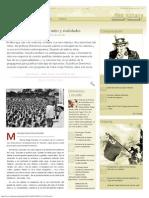 La No Violencia_ Mito y Realidades , Por Domenico Losurdo
