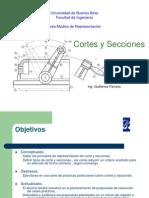 Cortes y Secciones - Ferrario