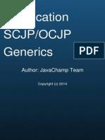 SCJP Java Generics Mock Exam Questions