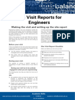 Site Reports