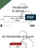 English Redistributable Intro Scrum