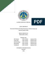 Laporan Kemajuan Pkm Kc
