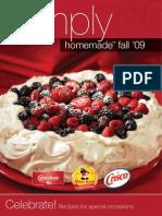 22907324 Simply Homemade Fall 09