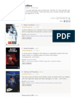 IMDb_ TOP Best Erotic Thrillers - A List by Aef-6