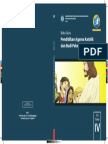 Pendidikan Agama Katolik dan Budi Pekerti, Buku Guru,Kelas 4 SDas 4 BG