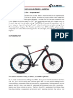 Cube Hardtail 2015 Eng