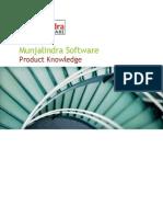 Munjalindra Product Knowledge (HCMS & ERP)