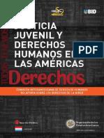 Informe CDDHH JusticiaJuvenil