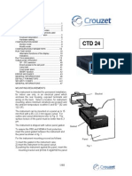 Ctd24 Manual Crouzet
