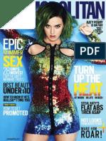 Cosmopolitan - July 2014 USA
