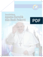 Pendidikan Agama Katolik dan Budi Pekerti, Buku Siswa, SMA Kelas 11