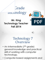 technology 7 - powerpoint fall 2014