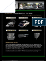 Truck Tool Box Brochure
