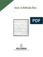 La Vida Moral y La Reflexion Etica j. Abad