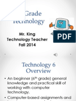technology 6 - powerpoint fall 2014