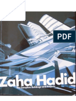 Architecture eBook Zaha Hadid Complete Buildings and Projects