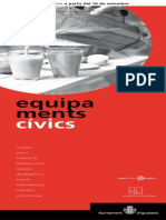 Programació Equipaments Cívics Tardor 2014