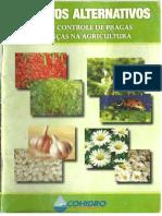 Produtos Alternativos Para o Controle de Pragas e Doenças Na Agricultura