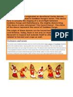 Indian Folk Dances