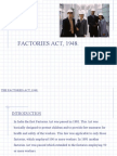 factory act 1948 ppt