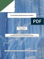 Post-earthquake Bridge Inspection Guideslines