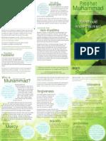 02 Pamphlet - Prophet Muhammad