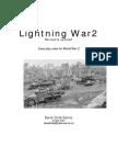 Lightening War