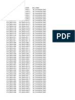 sample of cell file for tems