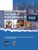 2007 Indian Water Utilities Data Book
